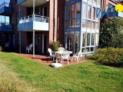 Photo for Comfortable apartment with conservatory, terrace and garden!
