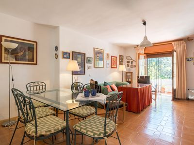 Photo for Pool and Tennis Mijas apartment in Mijas with WiFi, air conditioning, private parking & private ter…