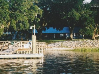 Photo for Waterfront Home with Dock *Sleeps 14*