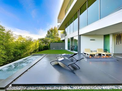 Photo for The Modernist Luxury Villa | Top of Beverly Hills