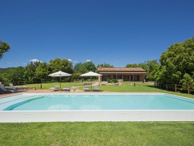 Photo for Leccio Holiday Home, Sleeps 6 with Pool and Free WiFi