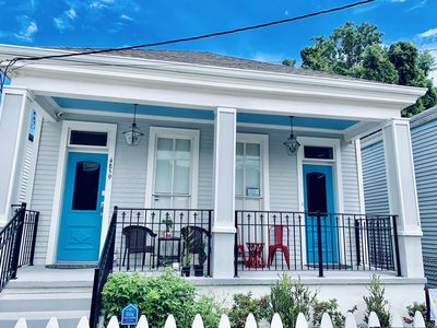 Photo for Beautifully Restored Shotgun Home in Uptown New Orleans! Close to French Quarter