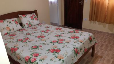 Photo for Chale da Tia Ide in Ilhabela, wonderful and quiet place, chalet with garage.