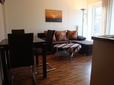 Photo for Allergy new ground floor apartment with 52m² for 4-5 people in northern dike