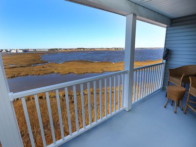 Photo for F9BCN: 4BR TH with water views from every room! Community pool | Boat dock too!