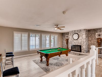 Photo for INCREDIBLE 5000SQF ONE LEVEL HOME WITH POOL NEAR CONVENTION CENTER