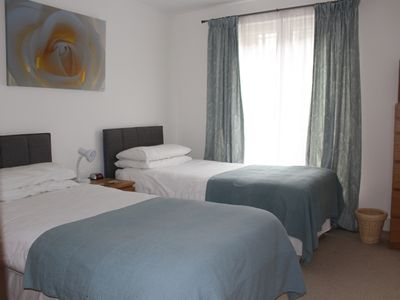 Photo for Edinburgh City Apartment With Free Parking