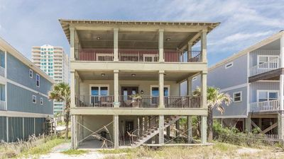 Photo for The Beach Mouse - Gorgeous Gulf Front Home with Private Pool & Much More!