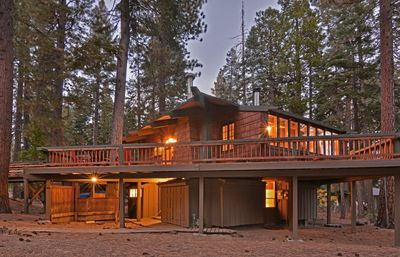 Photo for Charming 4BR w/ Hot Tub, Gourmet Kitchen, Pool Table & Detatched Cub House