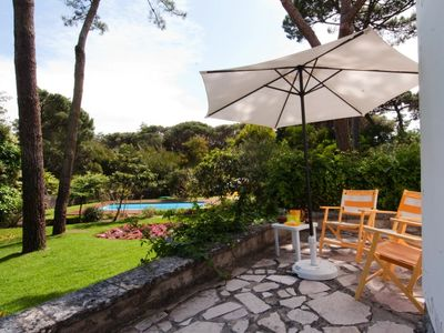 Photo for House with luxurious garden and swimming pool - Sleeps 12