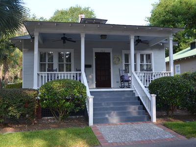 Photo for A Charming Low Country Bungalow Awaits You in The Historic Point Neighborhood