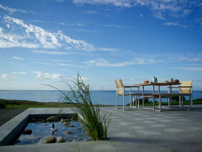Photo for PROMOTION -Superb sea view - Contemporary House - Crozon - Sea view