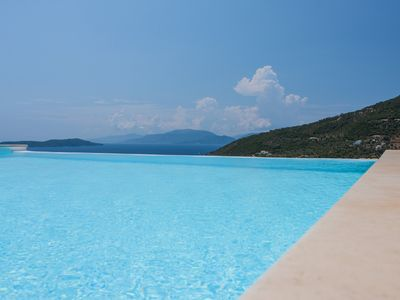 Photo for Amazing infinity views - Luxury Villas with private pool