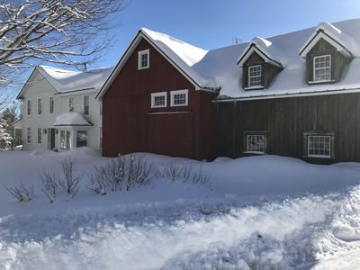 Photo for Pet-friendly Vermont restored farmhouse sleeps 8