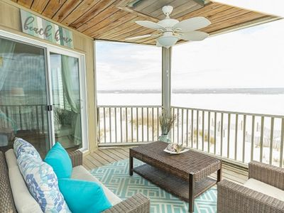 Photo for Port O' Call F203/Isle of Palms 1BR Oceanfront Condo w/ Amenities!