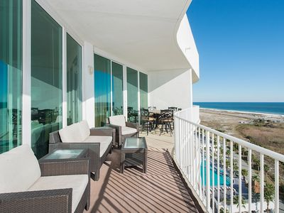 Photo for Relax with a View in this beautiful penthouse and enjoy the many amenities.