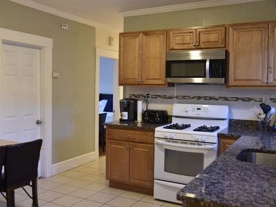 Photo for Very clean 3 bdrm apt (2 car Parking) near subway, Encore Boston, Assembly Mall