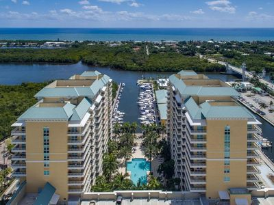 Photo for WATER VIEWS, BOATING, & RESORT AMENINITIES AT THIS BEACH VACATION TOWNHOUSE