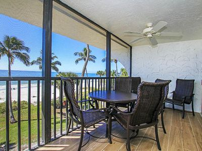 Photo for Pointe Santo - Completely Remodeled Direct Gulf Front Luxury Condo