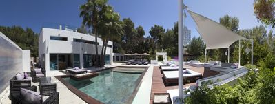 Photo for Super Luxury Villa, Ibiza (Sleeps 12 max) Ideal for families and friends