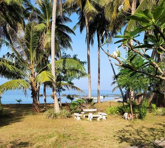 Photo for Spacious villa with sea view and Wifi