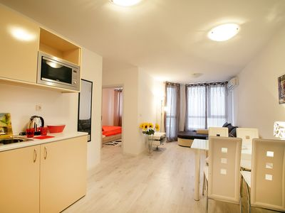Photo for 2-bedroom Deluxe apartment in MiniSmart Block A