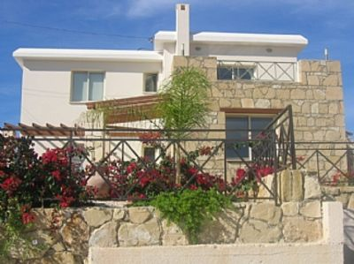 Photo for Contemporary Detached 3 Bedroom Villa & Private Pool in Kouklia Village