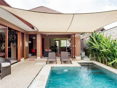 Photo for Cozy 2 bedrooms pool Villa in Sanur Beach side