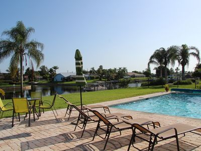 Photo for NOW SUMMER DISCOUNT UP TO 30%! Villa with heated pool, sea access!