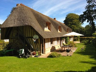 Photo for 4BR House Vacation Rental in Ermenouville, Normandie