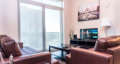 Photo for 2Br Fully Furnished Apartment in downtown - Great location