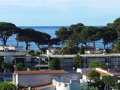 Photo for Apartment for 5 people terrace sea view Cambrils beach at 230m