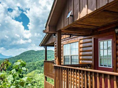 Photo for Falcons View Mountain Views, Pool Table, WiFi, Hot Tub,Indoor Pool, King Beds, Stone Fireplace