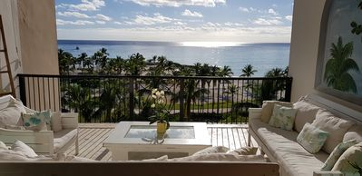 Photo for Cap Cana Beachfront Penthouse, One of a Kind Marina & Ocean Front Location