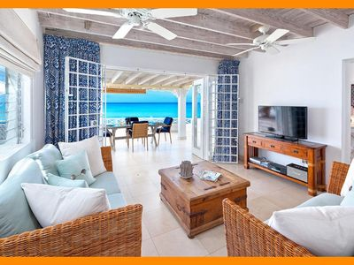 Photo for Mullins Beach 6 - Beachfront condo with private balcony and ocean view