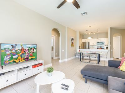 Photo for Fully Remodeled in Windsor Hills~Kid Friendly~Close to pool and Disney World