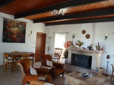 Photo for Country Villa, stunning views, swimming pool, total relaxation
