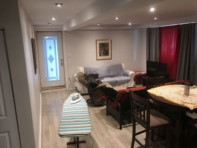 Photo for Lovely and cozy appartment in Montreal