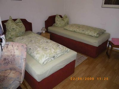 Photo for Double room - private rental Familie Mönch
