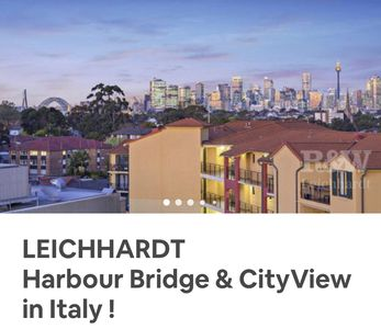 Photo for Leichhardt Apt Harbour  Views  in little italy