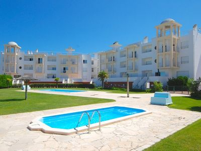 Photo for Tide - Exceptional 3 bedroom apartment within beautiful Nazaré complex