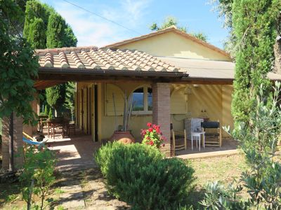 Photo for Vacation home Erbe (MSC135) in Montescudaio - 4 persons, 2 bedrooms