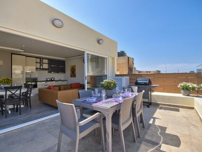 Photo for Valletta Harbour Views Duplex Penthouse