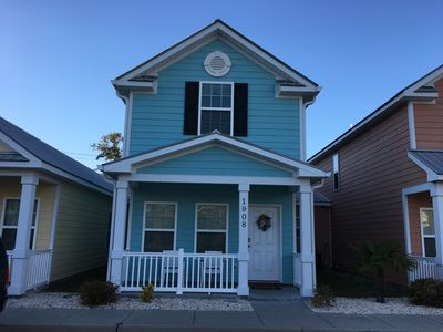 Photo for MRV08, 2-Bedroom Cottage, One Block to the Beach!