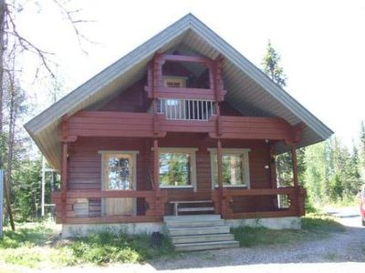 Photo for Vacation home Revontuli in Kuusamo - 6 persons, 1 bedrooms