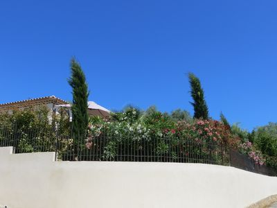 Photo for 1BR Apartment Vacation Rental in La Roquette-Sur-Siagne, Provence-Alpes-Côte-D'Azur