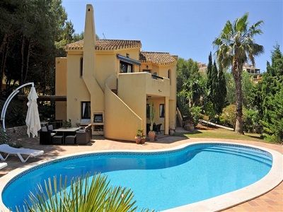 Photo for Luxury 4 Bedroom Villa Sleeps Up To 8 With Private Pool And Terrace
