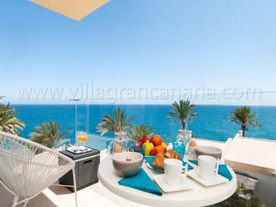 Photo for One bedroom Apartment, sleeps 2 in San Agustin with Pool, Air Con and WiFi