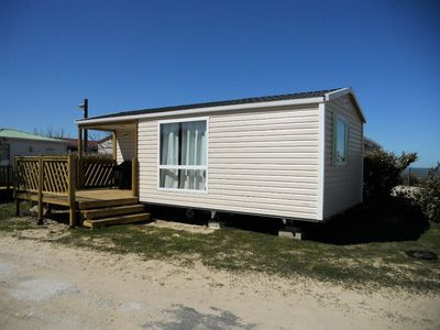 Photo for Camping Les Sables d'Argent *** - Mobile home Recreation 3 Rooms 4/6 People
