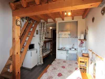 Photo for 1BR Apartment Vacation Rental in La Toussuire
